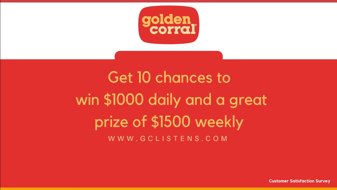GCListens $1000 survey