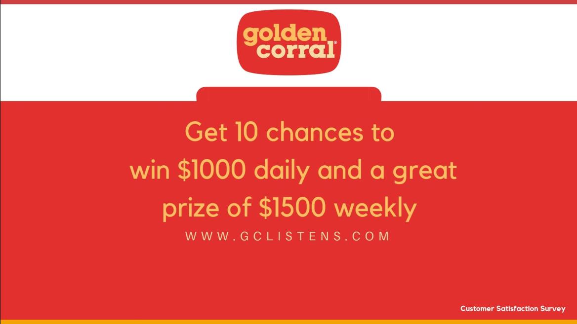 GCListens $1000 survey