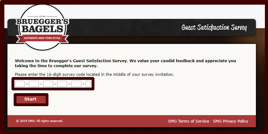 brueggers survey