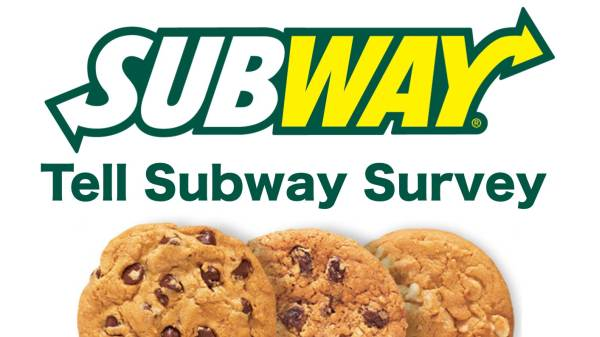 tellsubway survey