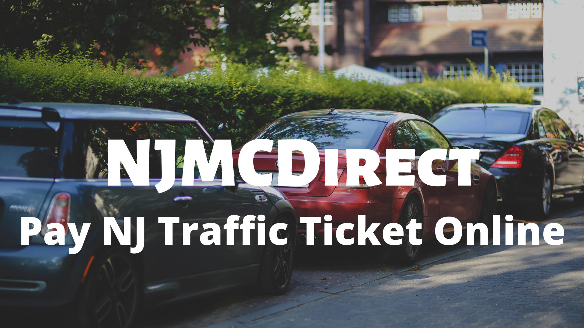 NJMCDirect (www.njmcdirect.com) | Pay NJ Traffic Ticket Online