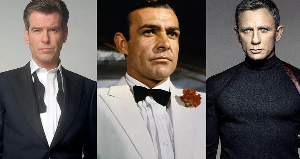 Famous James Bond