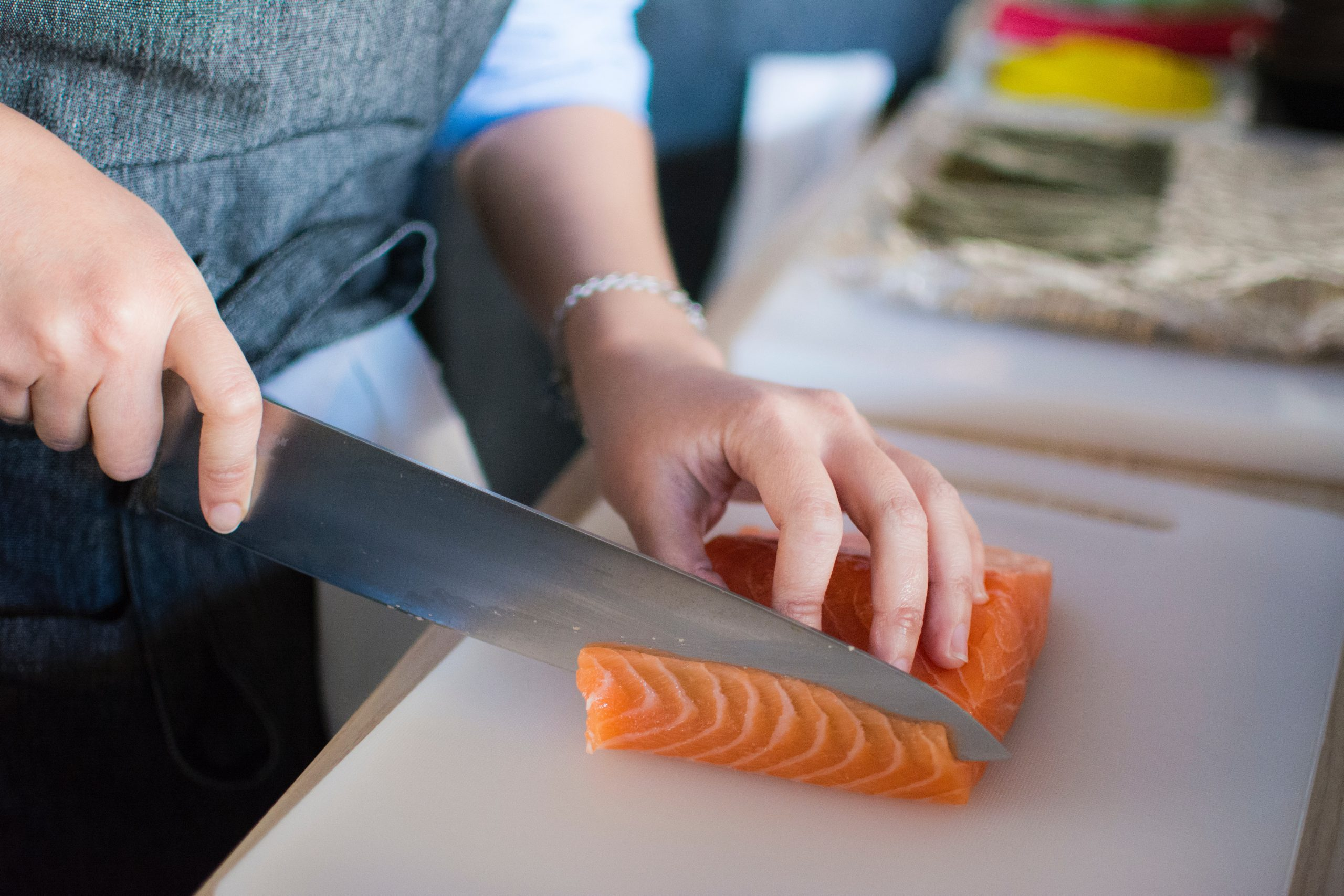 Know how to cook frozen salmon