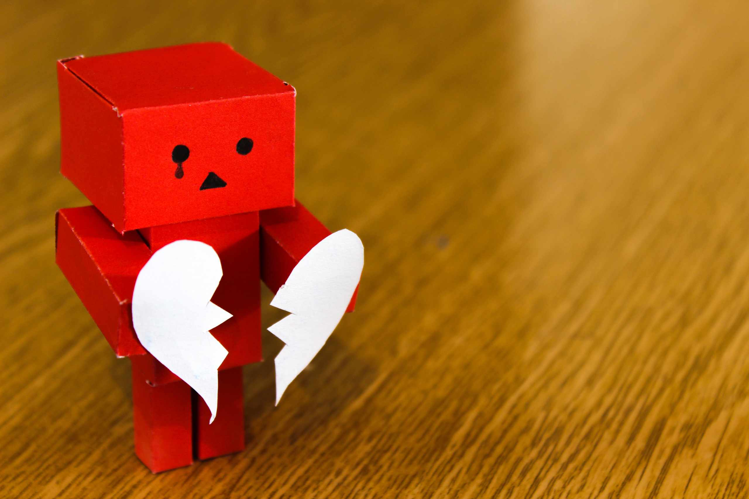 Breakups are common