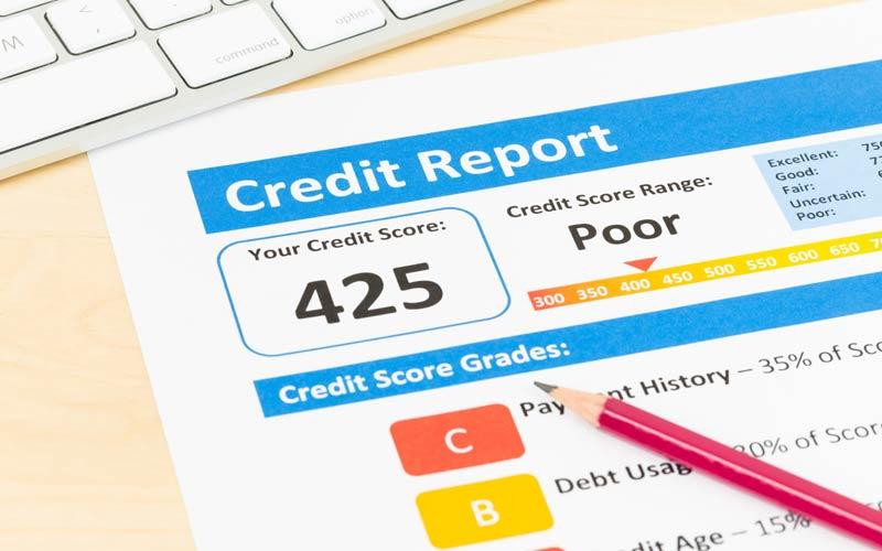 credit history length