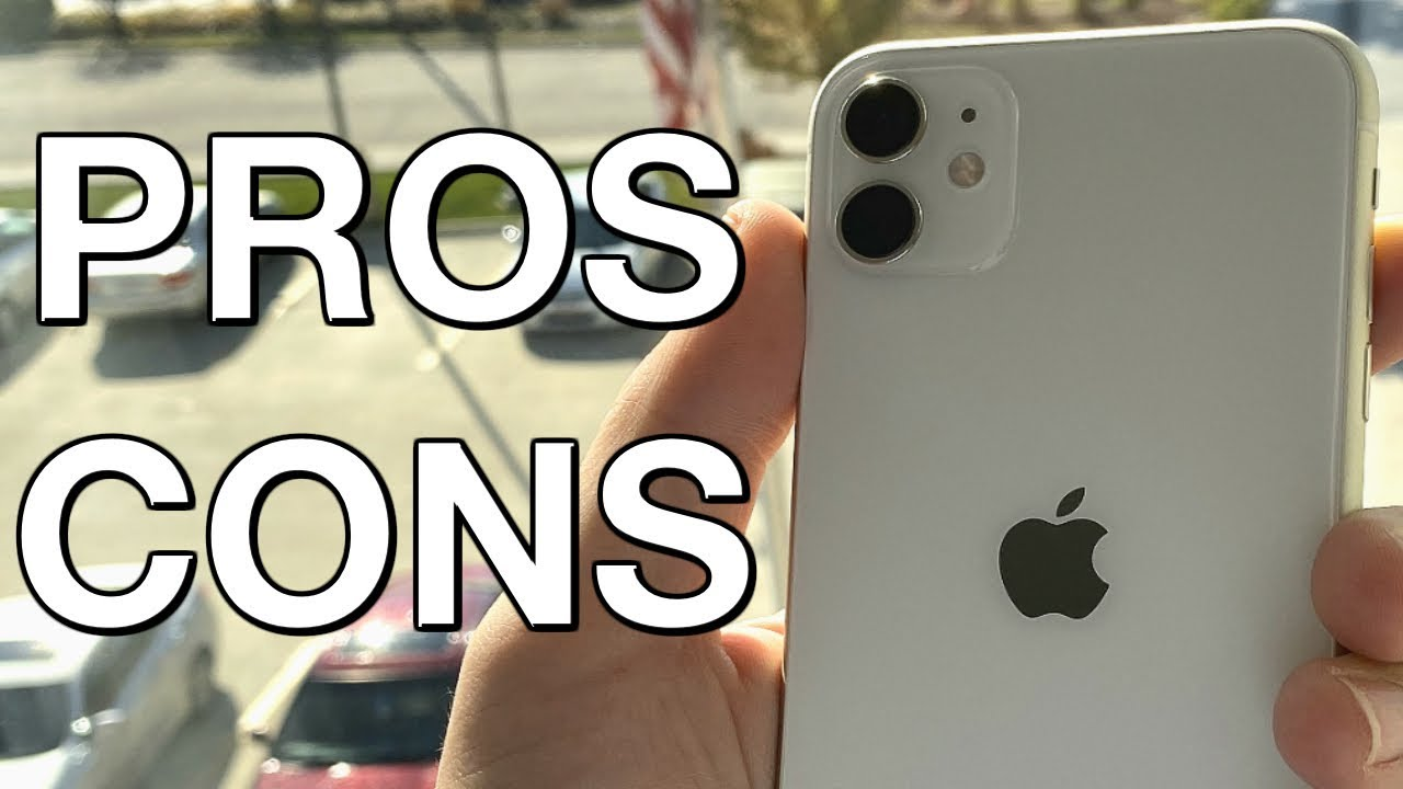 iPhone 11 tips and tricks-pros and cons